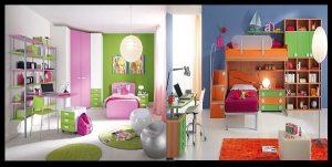 15 Προτάσεις χρωμάτων για παιδικό δωμάτιο!