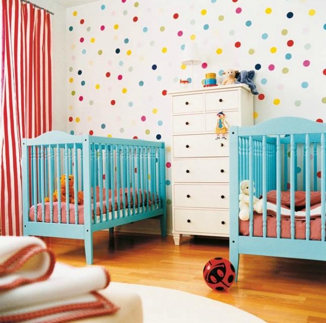 Αποτέλεσμα εικόνας για το χρωματα στο παιδικο δωματιο ψυχολογια