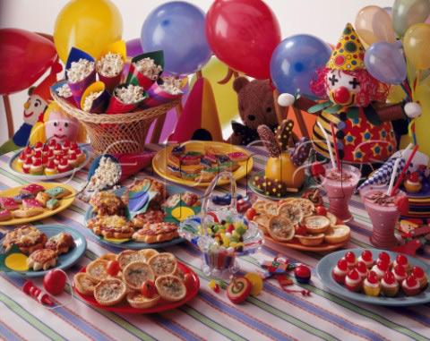 5 Εύκολες μικροσυνταγές για παιδικό πάρτι!
