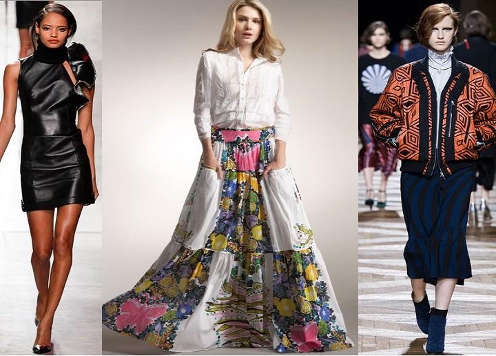 Δες ποια ρούχα θα φορεθούν το Χειμώνα 2015!