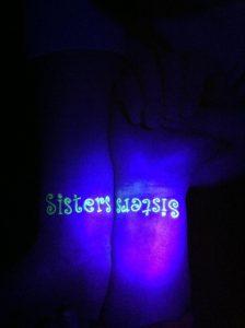 tatouaz black light