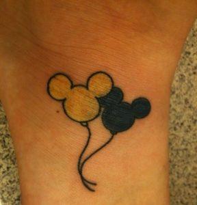 tattoo mickey