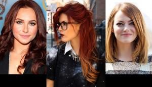 Χρώματα μαλλιών Φθινόπωρο - Χειμώνας 2015!
