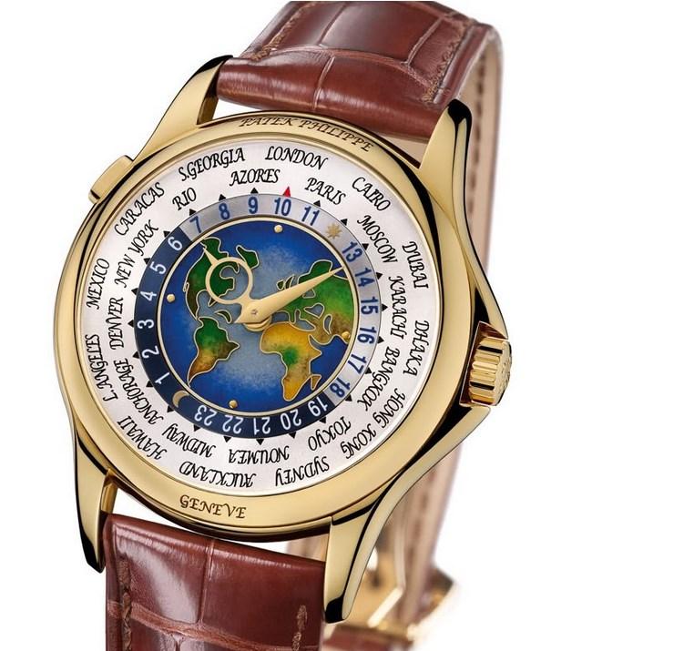Τα 10 πιο ακριβά ρολόγια στον κόσμο!  0fc17624b24