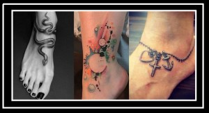 Υπέροχες ιδέες για Tattoo στον αστράγαλο!