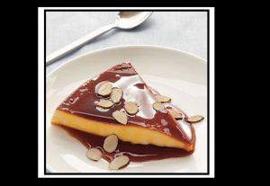 Νόστιμη συνταγή για κρέμα Καραμελέ Αμυγδάλου χωρίς Γλουτένη!