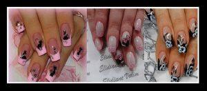 20 Σχέδια για νύχια γαλλικό με χρώματα!