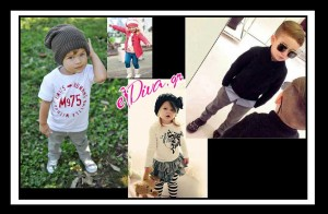 H&M παιδικά ρούχα χειμωνιάτικα 2015!