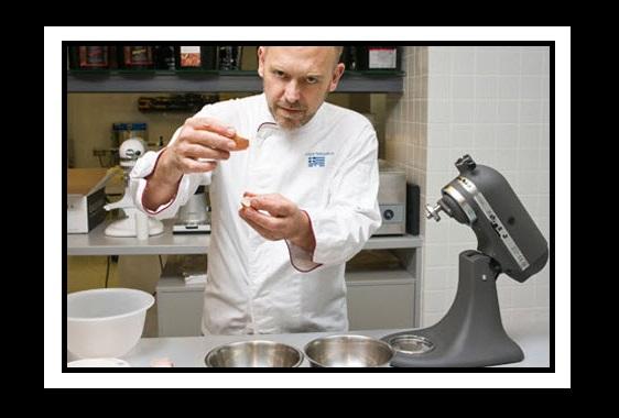 Παρφέ Μόκα χωρίς παγωτομηχανή (Συνταγή Στέλιου Παρλιάρου)