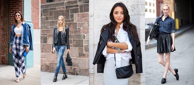 10 Εντυπωσιακά Street Style Looks!