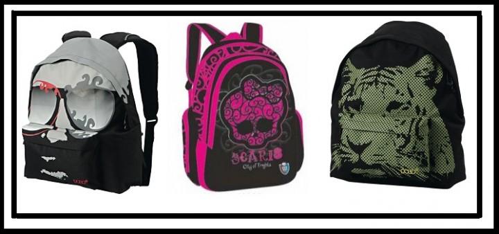 60 Σχολικές τσάντες Eastpack-Paxos-Polo!