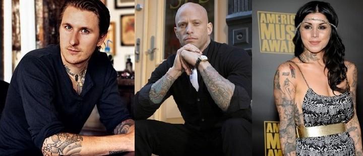Αυτοί είναι οι 10 καλύτεροι Tattoo artists στον κόσμο!