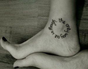 tattoo letters