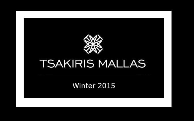 Νέες αφίξεις Tsakiris Mallas Χειμώνας 2015!