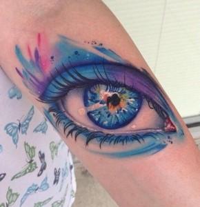 watercolor tatouaz 2015