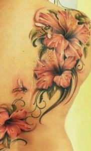 watercolor tattoo louloudia