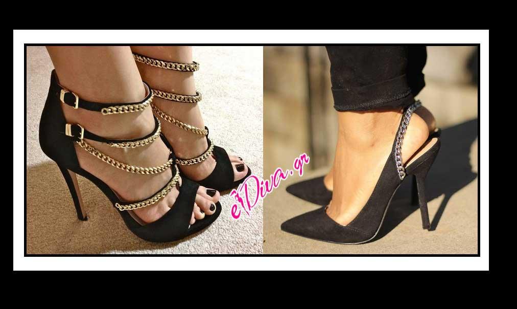 81f24a8bd35 Γυναικεία παπούτσια Zara Χειμώνας 2015! | ediva.gr