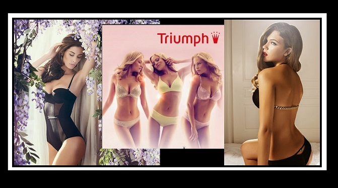 Γυναικεία εσώρουχα Triumph - Κατάλογος 2015!