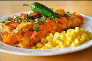 Μεξικάνικη συνταγή για κοτόπουλο enchiladas!
