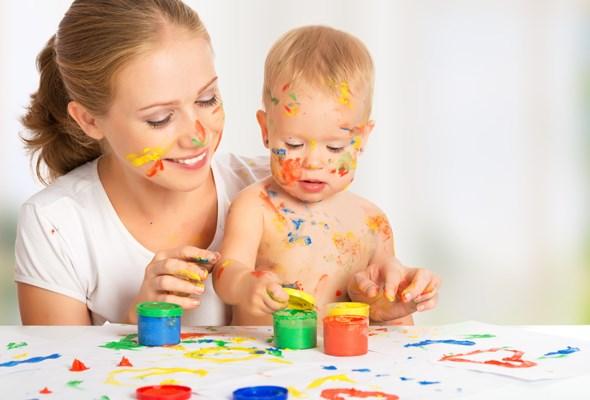 Πως να επικοινωνήσεις με το παιδί σου μέσα από το παιχνίδι!