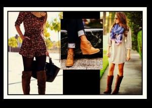 25 Γυναικεία μποτάκια και μπότες Χειμώνας!