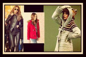 44 Γυναικεία μπουφάν Zara - H&M - Bershka 2015!