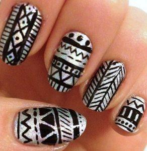 tribal nails ediva.gr