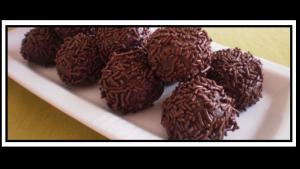 Συνταγή για τρουφάκια σοκολάτας σε μόνο 10 λεπτά!