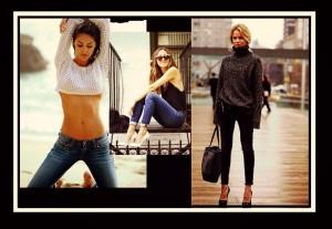 45 Γυναικεία Jean παντελόνια (Replay-Staff-Miss sixty)
