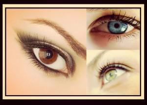 Τι χρώμα μάτια έχεις; Δες ποιο μακιγιάζ σου ταιριάζει!