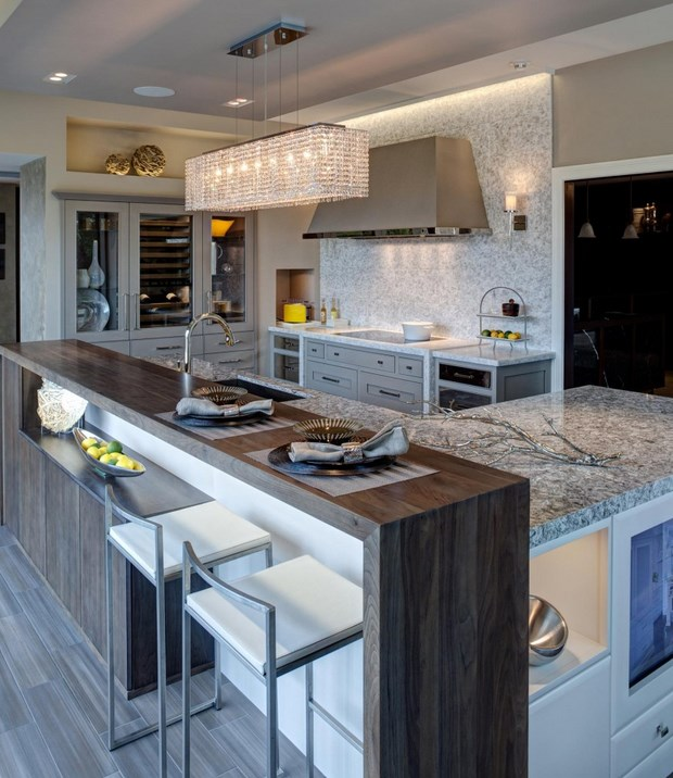Kitchen Lighting Examples: 15 Εντυπωσιακές ιδέες για τη διακόσμηση κουζίνας!