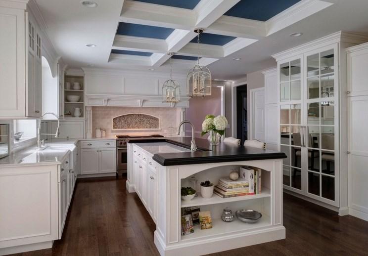 15 for Award winning kitchen island designs