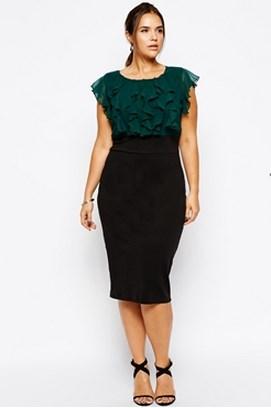 e3e10c3209f Γυναικεία ρούχα σε μεγάλα μεγέθη για ξεχωριστές εμφανίσεις!