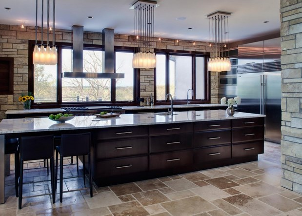 extra large kitchen islands with seating 15 εντυπωσιακές ιδέες για τη διακόσμηση κουζίνας ediva gr 9660