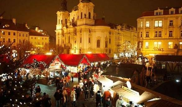 Οι 8 Καλύτεροι ταξιδιωτικοί προορισμοί για τα Χριστούγεννα!