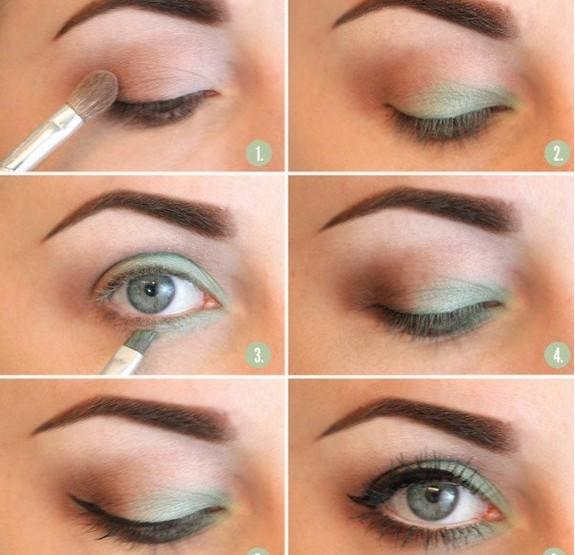 7 Εκπληκτικές προτάσεις μακιγιάζ για γαλανά μάτια!