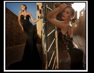 12+1 Φανταστικά μαύρα βραδινά φορέματα για γάμο!