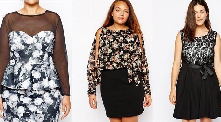 Γυναικεία ρούχα σε μεγάλα μεγέθη (plus) για ξεχωριστές εμφανίσεις!