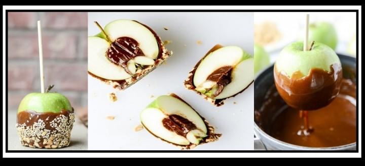 Συνταγή για γεμιστά καραμελωμένα μήλα με σοκολάτα!
