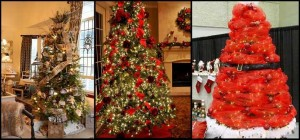 20 Όμορφες ιδέες για να στολίσεις το Χριστουγεννιάτικο δέντρο!