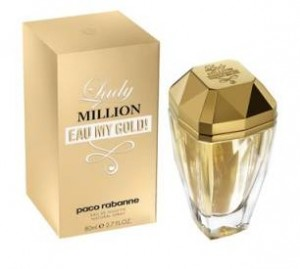 Lady Million Eau My Gold aroma