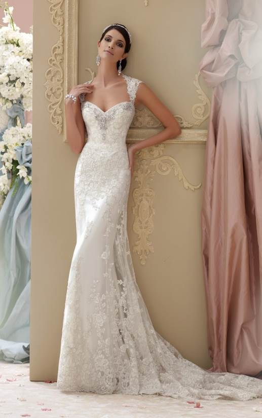 37 Όμορφα νυφικά Venetti για τον γάμο σου!  1bfcf0cf74c