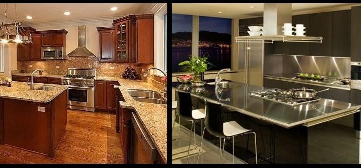 4 Όμορφες ιδέες για να ανακαινίσεις την κουζίνα σου!