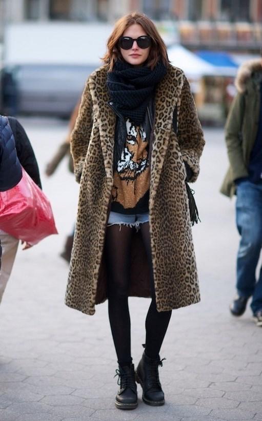 leopard palto
