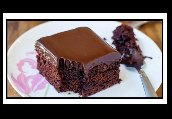 Συνταγή για νηστίσιμο κέικ σοκολάτας χωρίς αυγά και γάλα!