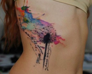 watercolor tatouaz