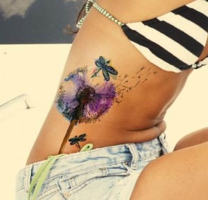watercolor tattoo ediva.gr
