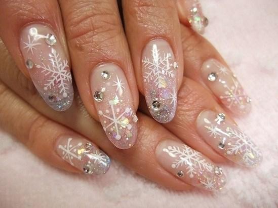 xristougenniatiko manicure
