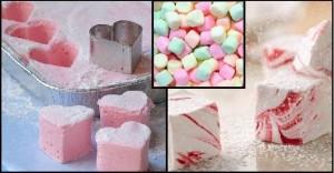 Πως να φτιάξεις Μarshmallows - ζαχαρωτά (Συνταγή)