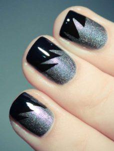Zigzag manicure ediva.gr
